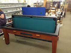 3 in 1 pool table air hockey mightymast revolver multi games table air hockey pool and table