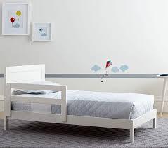 minimal toddler bed