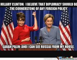 Sarah Palin Memes - hillary clinton sarah palin snl by recyclebin meme center