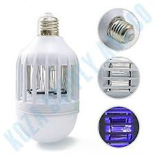 insect killer light bulb bug light bulb indoor insect killer mosquito fly trap led electric