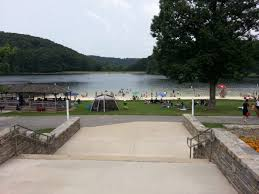 Maryland lakes images This swimming spot has the clearest water in maryland jpg