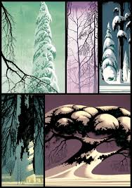 eyvind earle christmas cards center stage gallery eyvind earle winter jan 15th may
