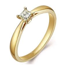 cheap gold wedding rings attractive certified cheap solitaire wedding ring 0 25 carat