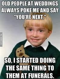 Old Internet Memes - old people at weddings meme