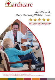 mary manning walsh nursing home in manhattan ny archcare