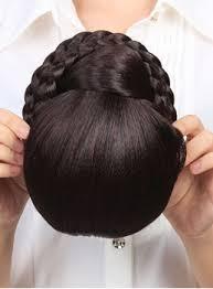 hair bun clip various hair buns online sale wigsbuy