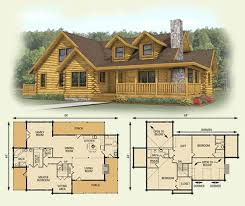 log cabin blue prints log cabin home plans phenomenal and floor between 1500 3000 square