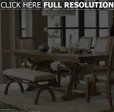 Kitchen Tables With Bench Seating And Chairs by Kitchen Table With Bench Seating And Chairs Coffe Table Ideas