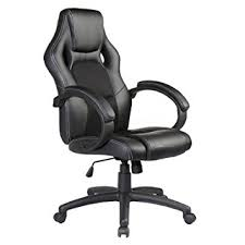 Computer Desk Chairs For Home Mecor Home Office Chair Leather Swivel Computer Desk