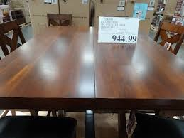 Costco Dining Room Sets Counter Height Dining Table Set Costco Dining Table Sets Costco
