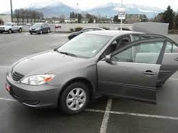 2003 toyota camry xle for sale sold 2003 gray toyota camry le for sale at valley toyota scion