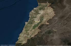 Map Of Lebanon Lebanon Satellite Maps Leaddog Consulting