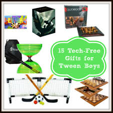 15 tech free gifts for tweens