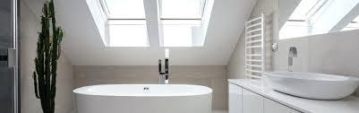 skylight bathroom fan six stunning uses of skylights in bathrooms