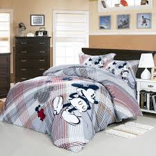 Mickey Mouse Bed Sets Plaid Mickey Mouse Bedding Disney Dreams Interior Design