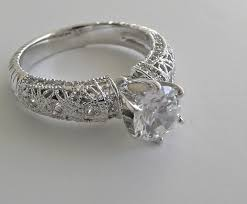 antique art deco engagement rings jewelry exhibition