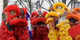 new year lion costume new year an all american nat geo education