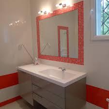 Faience Mosaique Salle De Bain by Frais Carrelage Salle De Bain Avec Mosaique Miroir Salle De Bain