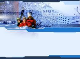 free winter family travel backgrounds for powerpoint holiday ppt