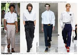 Fashion Trends 2017 by Trendzoom Catwalk Menswear Trend Direction Ss 2017 Trends 551137
