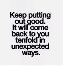 Karma Love Quotes by Karma Or If You Do Bad Things They Will Come Back To You 10 Fold