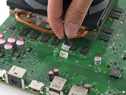 xbox one fan not working xbox one heat sink replacement ifixit