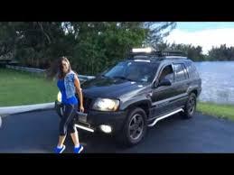 2015 jeep cherokee light bar jeep grand cherokee o4 led bar light youtube