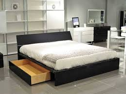 queen bed with drawers underneath full bedroom ideas