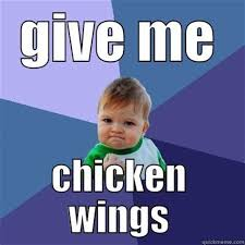 Chicken Wing Meme - hot wings meme 28 images funny right wing memes image memes at