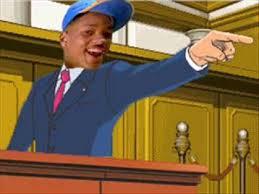 Bel Air Meme - fancy fresh prince of bel air meme the ace attorney of bel air