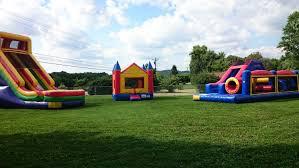 inflatable bounce houses u0026 water slide rentals in hendersonville
