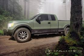 ford hunting truck ford f 150 hunter edition by carlex design autoevolution