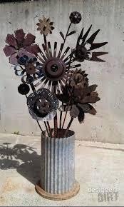 scrap metal yard ornaments recycled metal garden ornaments uk