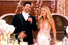 tamra and eddie judge renew their vows in aruba all things real
