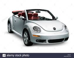 volkswagen buggy convertible silver 2009 new volkswagen beetle convertible isolated on white