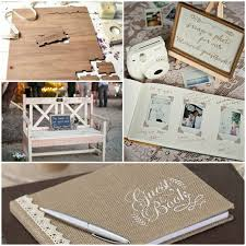 guest book ideas for wedding wedding guest book 20 ideas for creative wedding memories