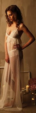 honeymoon nightgowns tulle bridal nightgown with lace f13 nightdress