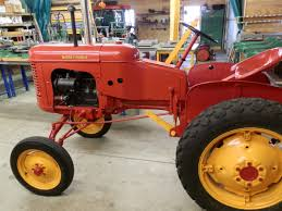 buying advice passed on buying massey harris pony due to no serial