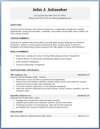 Career Summary Resume Example by Enchanting Professional Resume Example 7 Free Resume Samples For