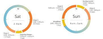 5 hours class online femba flex ucla school of management