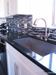 black kitchen backsplash best 25 black backsplash ideas on teal kitchen tile