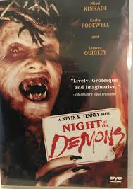 countdown to halloween review 4 night of the demons 1988 the