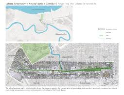 Map Of The French Quarter In New Orleans by Asla 2013 Professional Awards Lafitte Greenway Revitalization