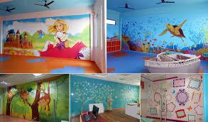 Play School Interior Design Ideas