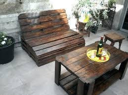 Diy Patio Coffee Table Diy Patio Furniture Jamiltmcginnis Co