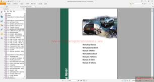land rover workshop manual auto repair manual forum heavy