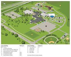 Iowa State Campus Map Maps U0026 Directions Marshalltown Community College