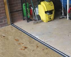 Overhead Door Threshold by Garage Threshold Seal U2014 Stormguard