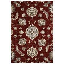 orange and grey area rug area rug 5x7 modern area rug beige brown white circles 5x7 carpet