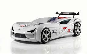 mvn2 racer u2013 white race car beds for kids buy kids beds online